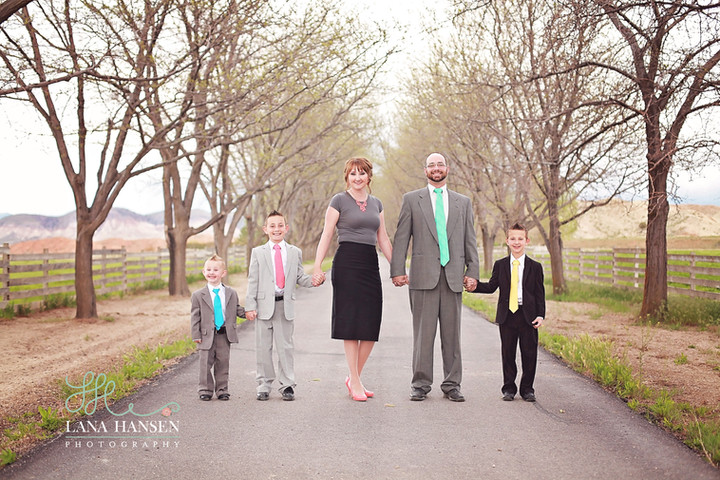 Childs Family {Utah Family Photographer}