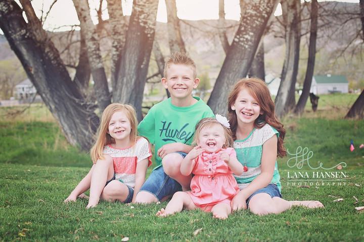 Abraham Kids {Utah Child Photographer}