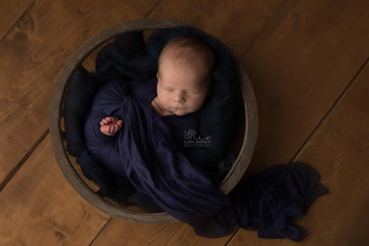 Baby Owen {Newborn Photography}