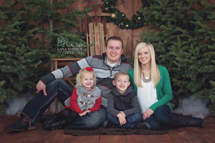 Christmas Minis 2015 {Children Photographer}