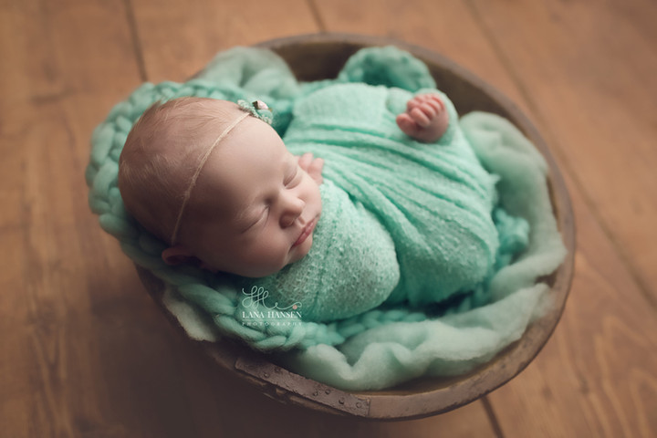 Vaughn Newborn {Newborn Photography}