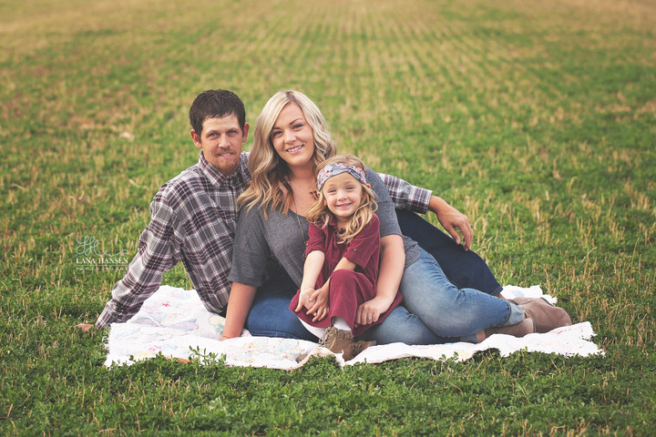 Westlund Family 2016 {Family Photography}