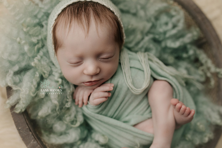 Baby L Newborn Session {Newborn Photography}