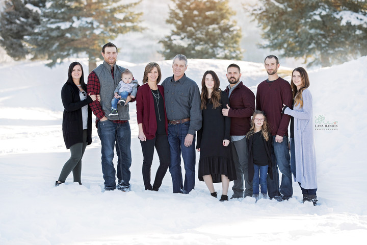 Jewett Extended Family {Family Photography}
