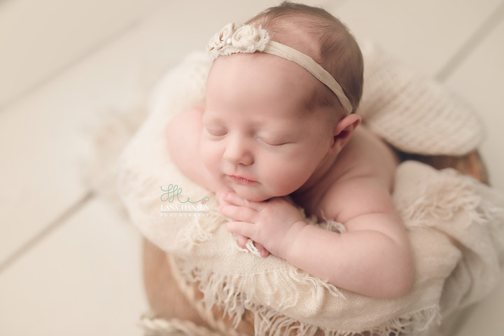 Wells Newborn {Newborn Photography}