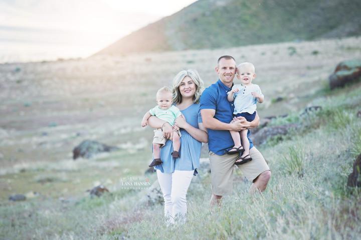 Thompson Family {Family Photography}