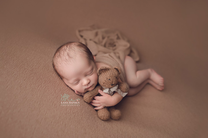 Anderson Newborn Photography Sesson {Newborn Photographer}