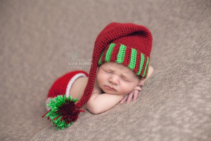 Gordon Newborns {Newborn Photography}