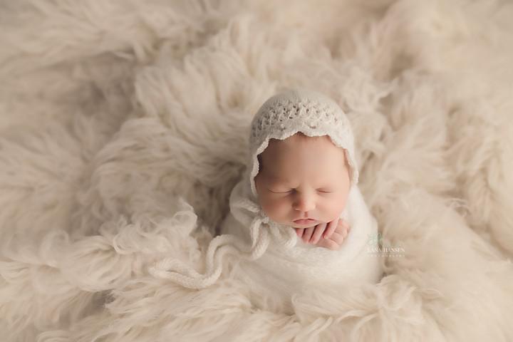 Baby Hansen Newborn Session {Newborn Photography}