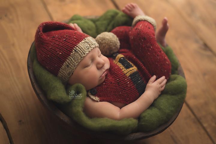 Baby Bostynn {Newborn Photography}