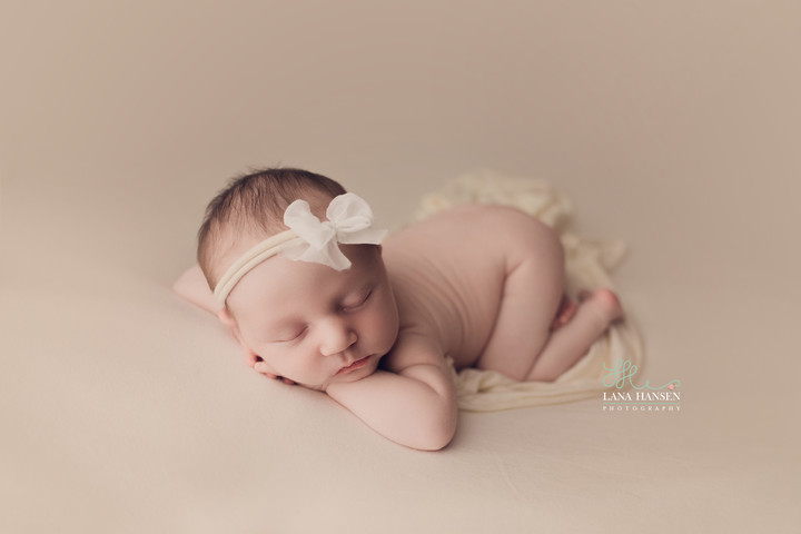 Baby A Newborn Session {Newborn Photography}