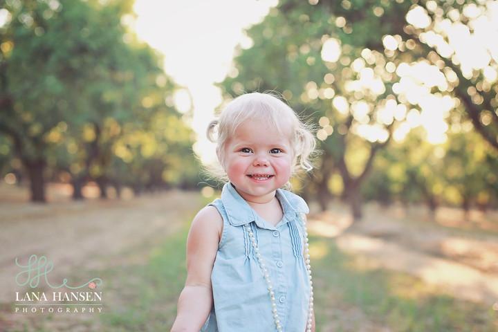 Sadie's 1st Birthday {Utah Child Photographer}