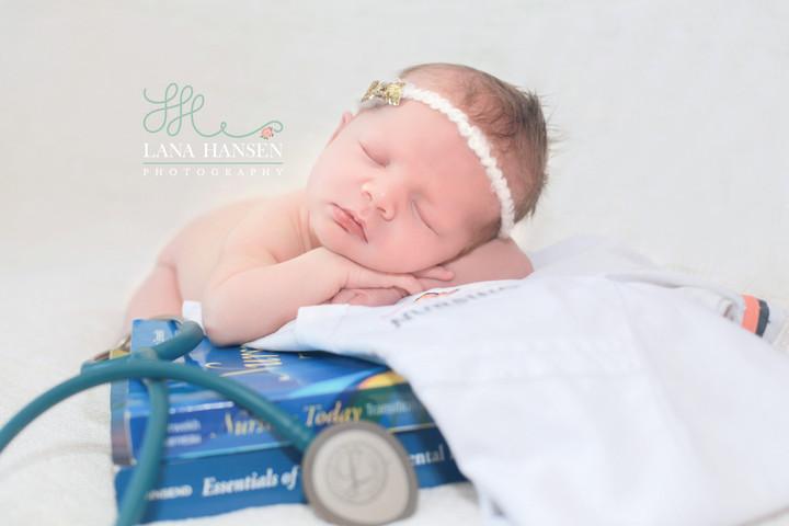 Haven Rain {Utah Newborn Photographer}