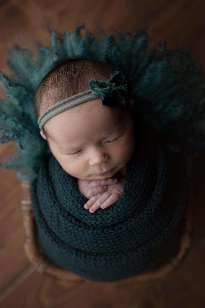 Baby A Newborn Session {Central Utah Newborn Photography}