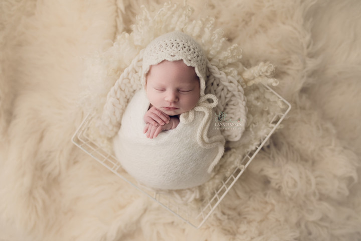 Oaklyn Newborn Session {Newborn Photography}