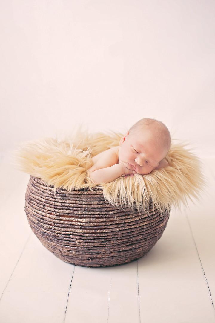 Peterson Newborns {Newborn Photography}