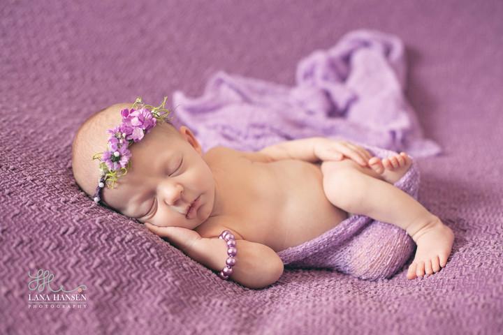 Abbott Newborn {Utah Newborn Photographer}