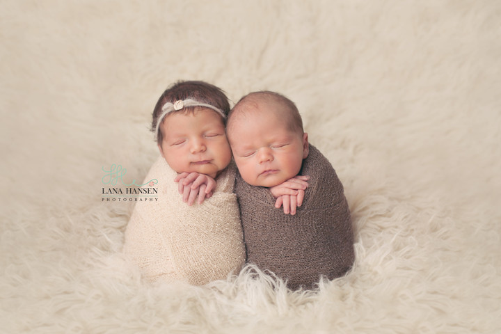 Willden Twins {Newborn Photography}