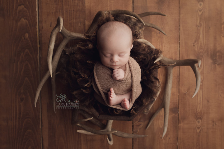 Baby Jameson Newborn Session {Newborn Photography}