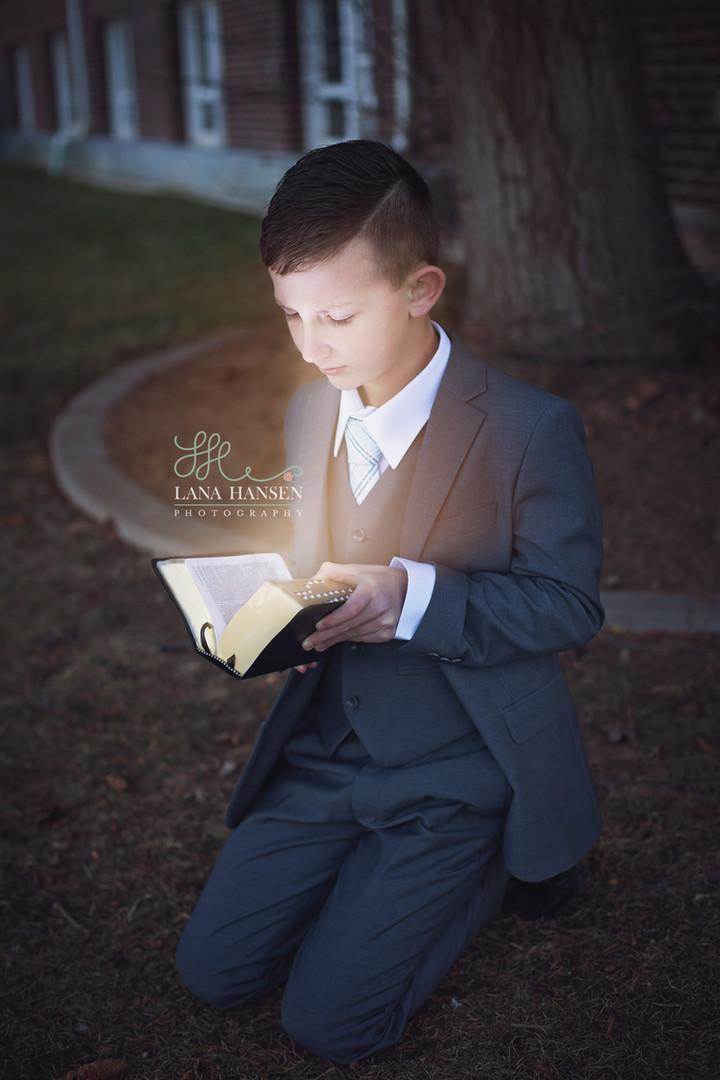 Childs Baptism {Child Photographer}