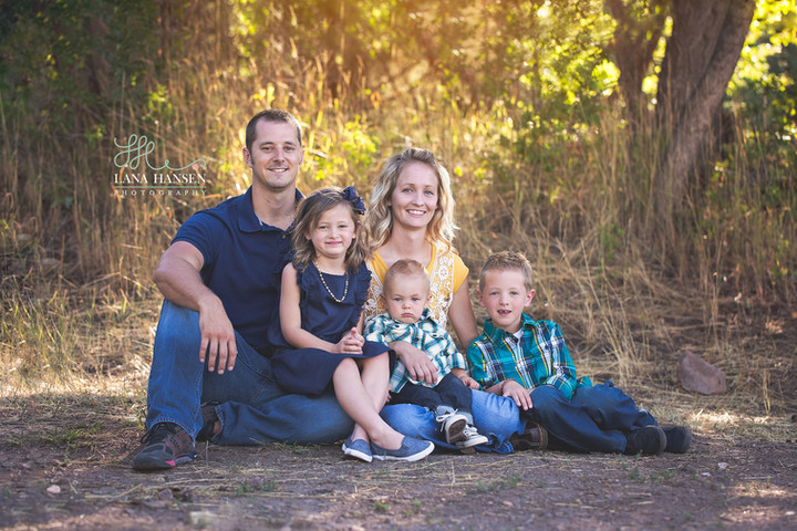 Brock Family {Family Photography}