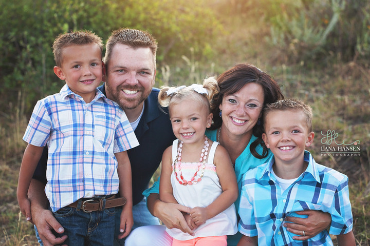 Sorenson Family {Family Photography}