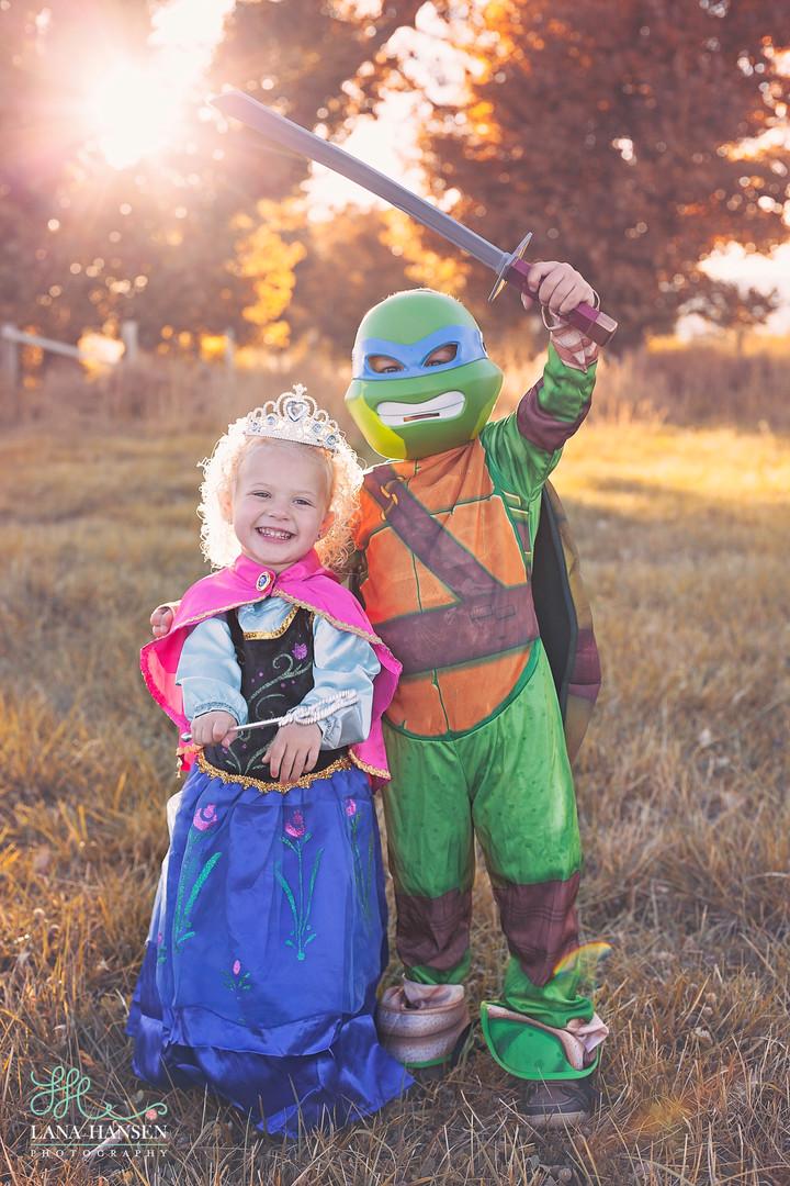 Halloween 2015! {Children Photography}