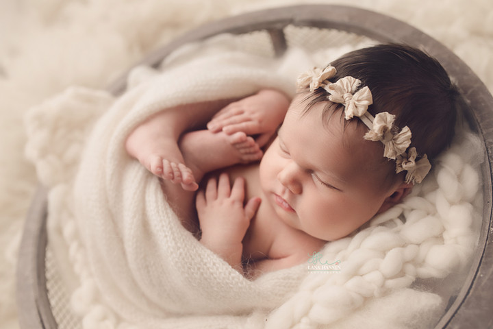 Wanner Newborn {Newborn Photography}