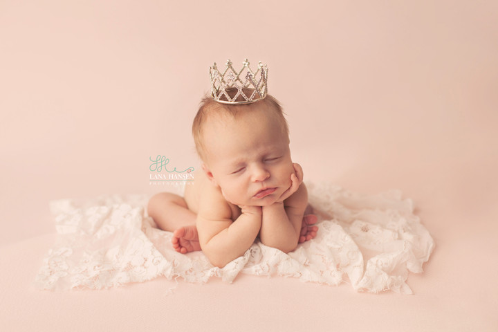 Atkinson Newborn {Newborn Photography}