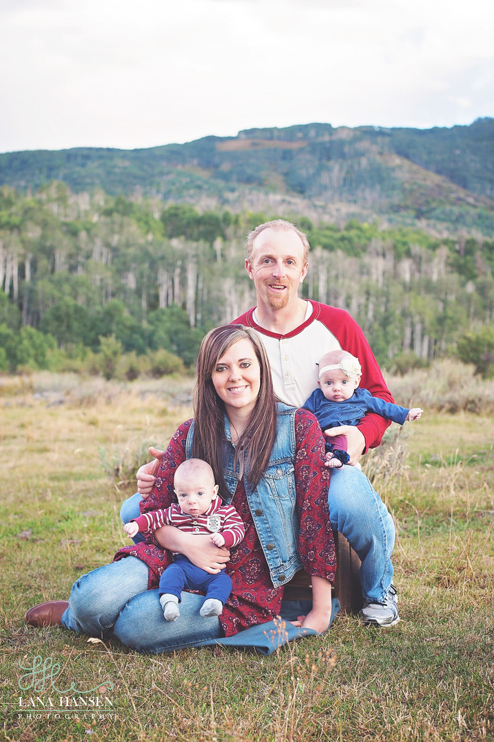 Michael Family {Family Photography}