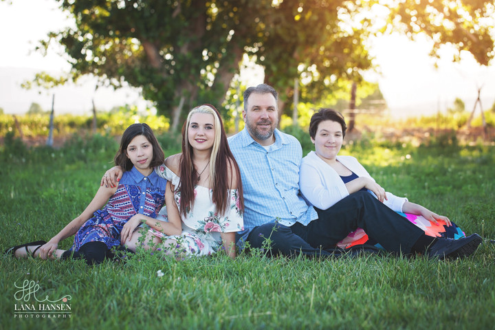 Pettit Family {Family Photography}