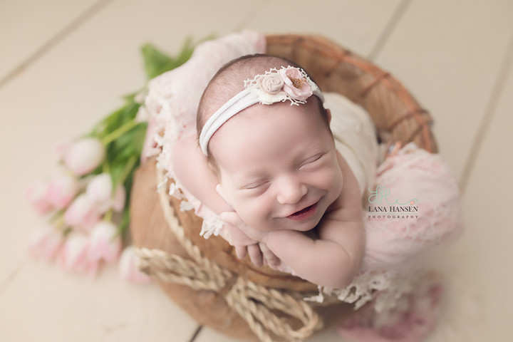 Keller Newborn {Newborn Photography}