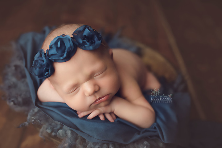 Baby Edwards Newborn Session {Newborn Photography}