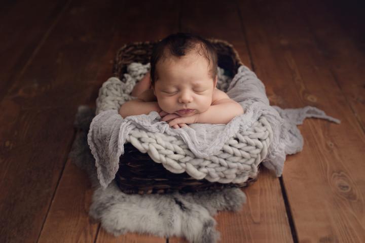 Wanlass Newborn Session {Newborn Photography}
