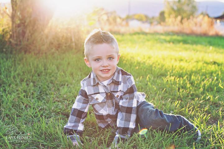 Dowsett 3rd Birthday {Children Photography}