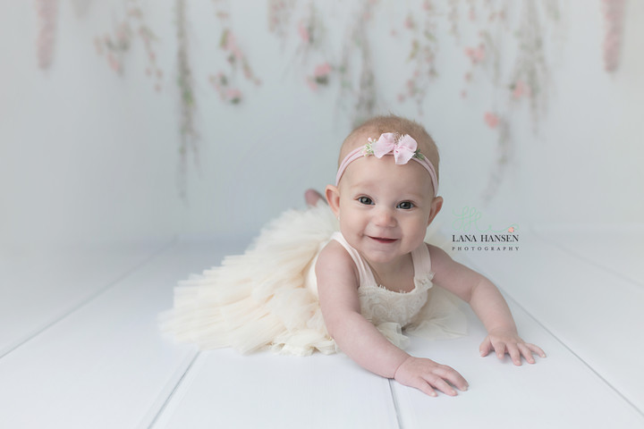 Harrison 6 month session {Baby Photography}