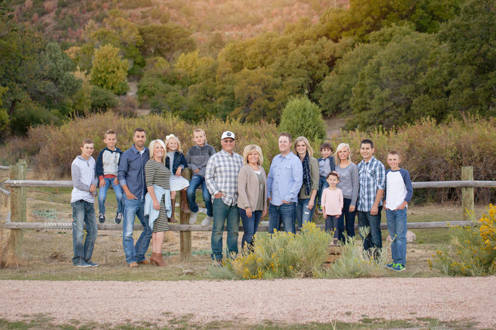 Porter Extended Family {Family Photography}