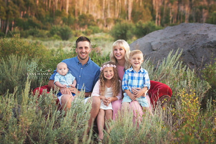 Barney Family {Family Photography}