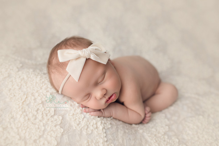 Baby L Newborn Session {Newborn Photography)