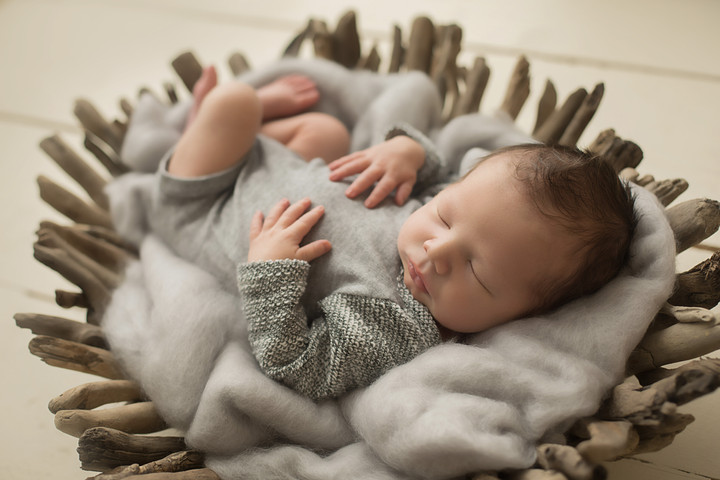 Robinson Newborn {Newborn Photography}