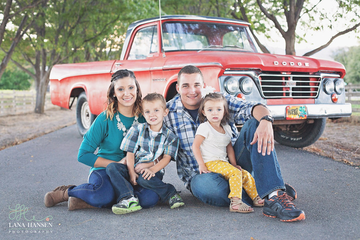 Lewis Family {Family Photography}