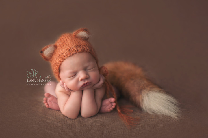 Jewett Newborn {Newborn Photography}