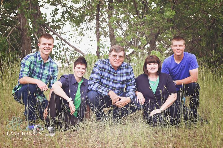 Jensen Family 2015 {Utah Family Photographer}