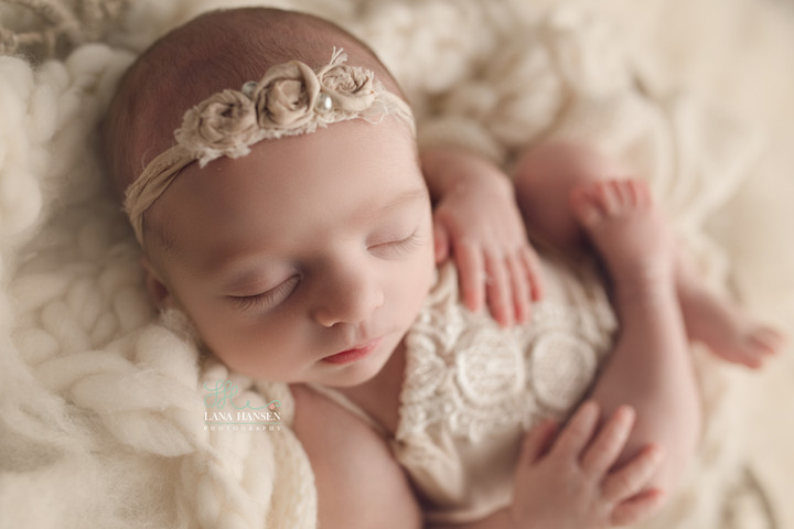 Baby Emma Newborn Session {Newborn Photography}