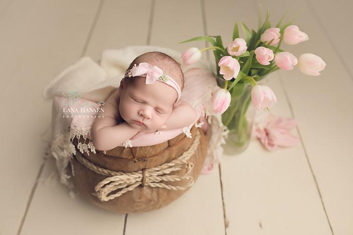 Jensen Newborn {Newborn Photography}