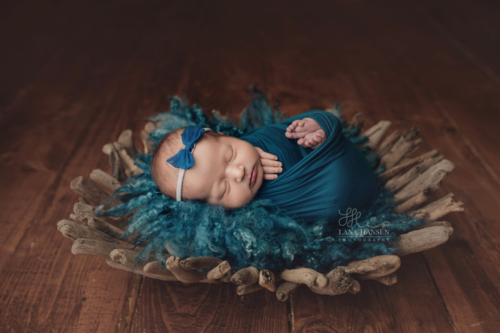 Baby E Newborn Session {Newborn Photography}