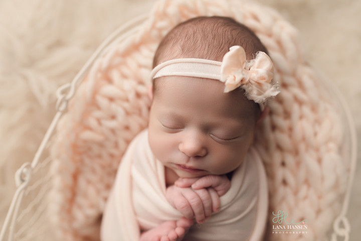 Baby B Newborn Session {Newborn Photography}