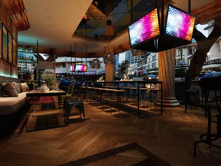 Coming up, next - Cuba Libre Café & Bar, Frasers Tower