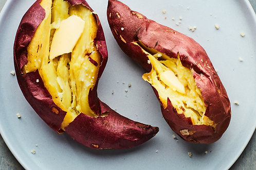 Sweet potatoes yellow Japanese (500gm)