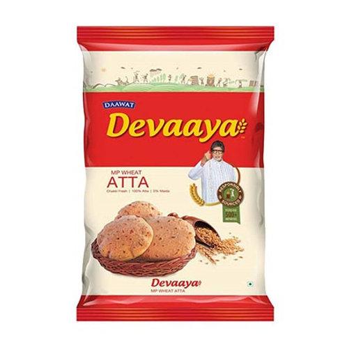 Devaaya atta chakki - wheat flour (5kg)